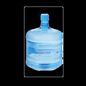 宅配水メーカーのクリクラから提供されているガロンボトル画像