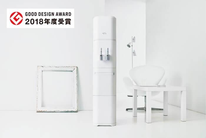 アクアクララから販売中のアクアファブがグッドデザイン賞を受賞しました!