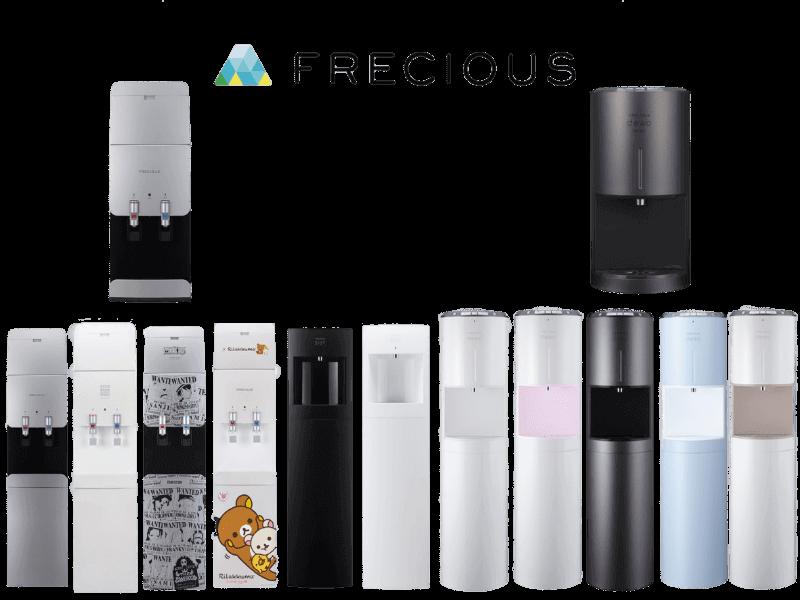 全フレシャス製品を詳しくご紹介します。