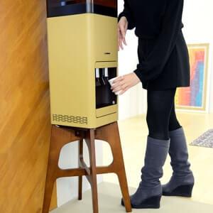 ヨーロピアンデザインが特徴のamadanaウォーターサーバー