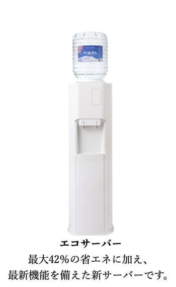 信濃湧水のエコサーバー