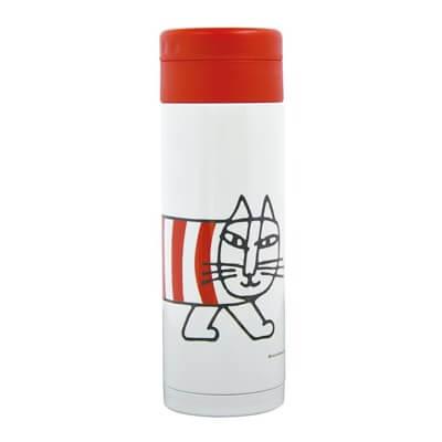 リサーソンのちょっとブサカワ水筒も人気が高い!