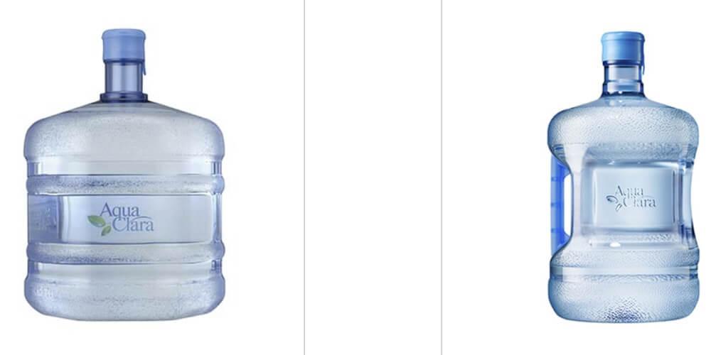 アクアクララで飲める2種類の天然水