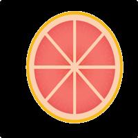 デトックスウォーターのメイン材料でもあるグレープフルーツ