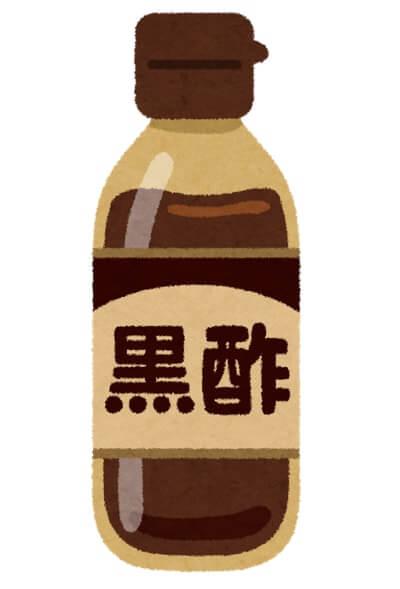 より美容・健康を意識するなら黒酢で割っても美味しいです。