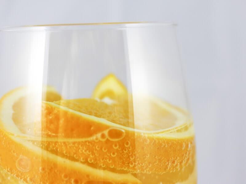 苦い炭酸水を美味しく飲む方法