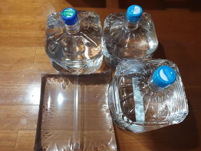 ミネラルたっぷり天然水