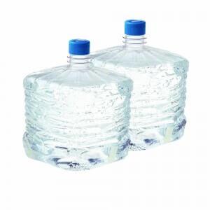お水ボトル