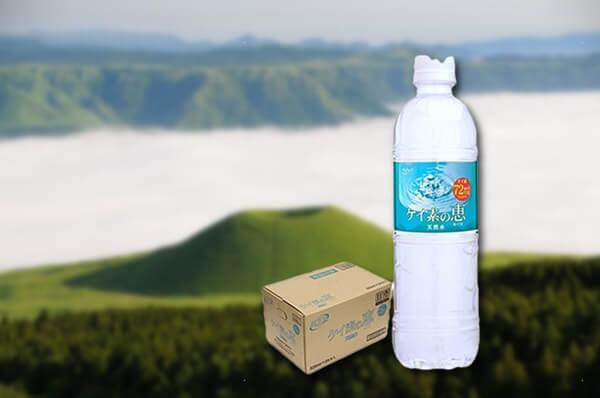 ケイ素の恵はシリカ水として品質の高いペットボトルウォーターなのか検証してみた結果をご紹介しています。