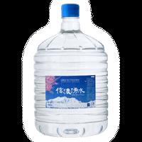 信濃油水が提供中のウォーターサーバー水