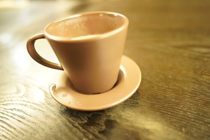 スラットの温度調節機能は非常に便利!コーヒーすらワンタッチで作れちゃいます。