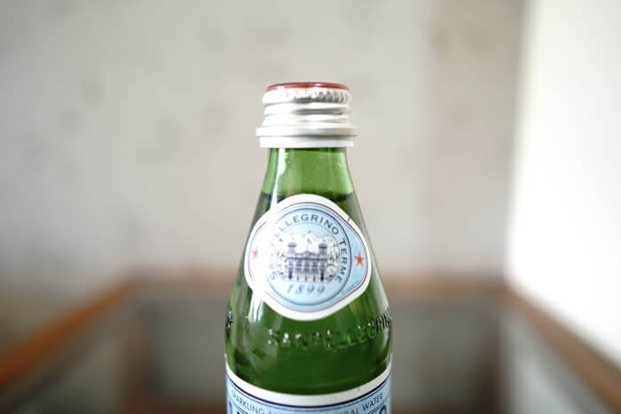 海外ではペリエと同じくらい人気の高い炭酸水なんです!