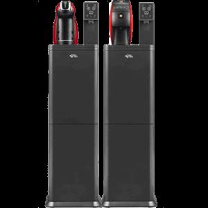 コーヒーサーバーとウォーターサーバーで一体型になった業界初のウォーターサーバーがアクアクララから登場!アクアウィズの詳細情報