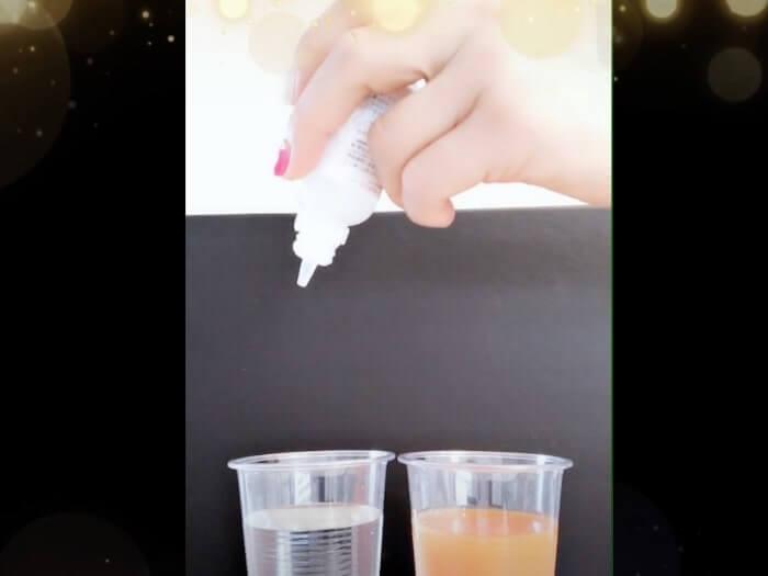 濃縮型水溶性珪素でシリカ水を作る方法〜その1〜