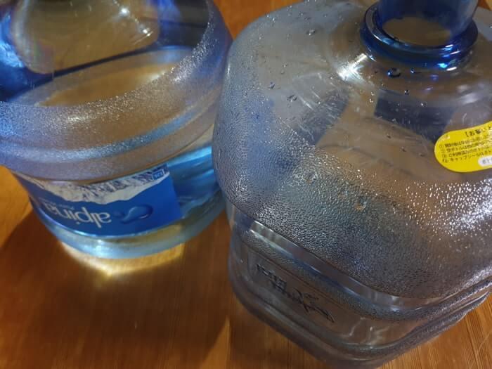 RO水のボトル容器画像