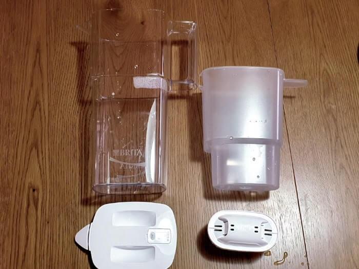ブリタ浄水器全アイテム