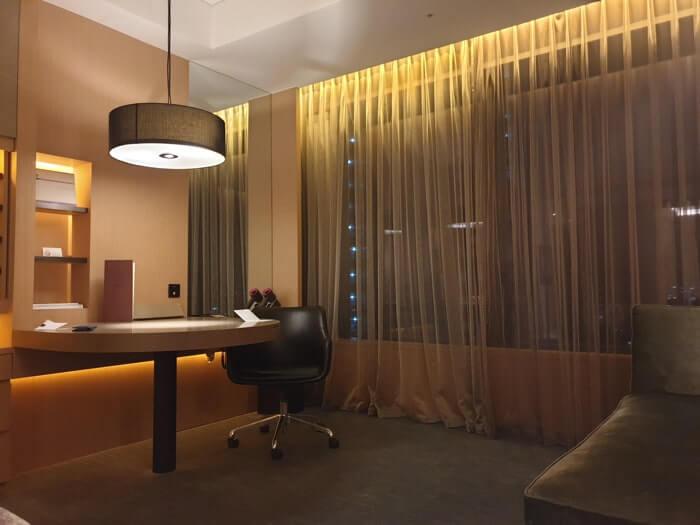 韓国・ソウルのコンラッドホテル