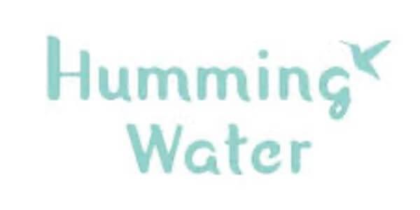 ハミングウォーターのロゴ