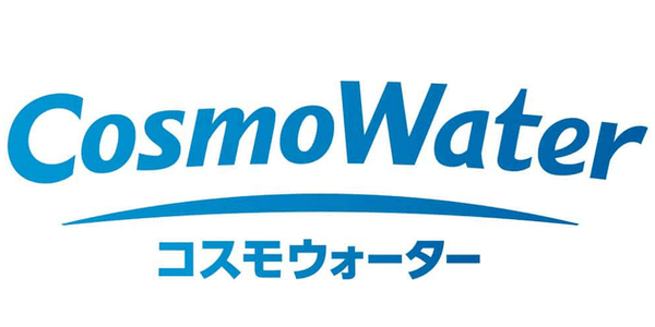 コスモウォーターのロゴ