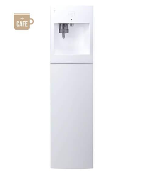 フレシャススラット・カフェのサーバーマシーン画像(ホワイト)